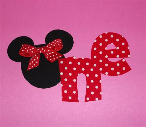 fabric applique template pattern  mickey minnie mouse
