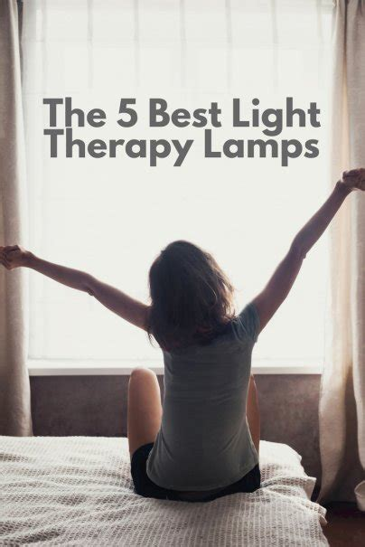 The 5 Best Light Therapy Lamps