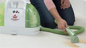 Rug Doctor Portable Spot Cleaner Vs  Bissell Little Green