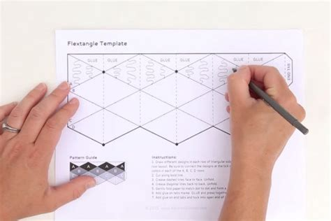 Flextangle Template Flextangle Template Templates
