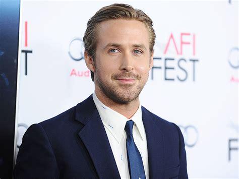 Ryan Gosling Celebrates 35th Birthday at Big Short Premiere: Photo