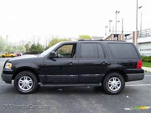 2003 Ford Expedition Xlt 4x4 In Black Clearcoat Photo  3 - C27916