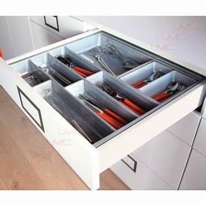 Couvert De Cuisine : range couverts modulable recoupable tiroir accessoires de cuisines ~ Teatrodelosmanantiales.com Idées de Décoration