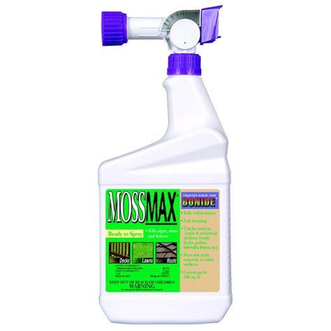 moss killer mossmax moss killer qt rtu pest control products gregrobert