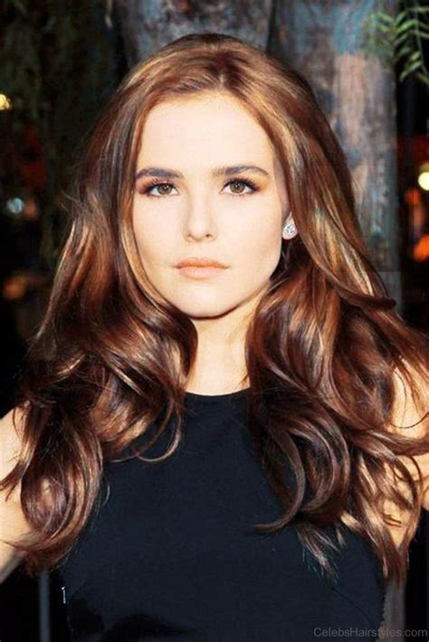 30 elegant hairstyle of zoey deutch