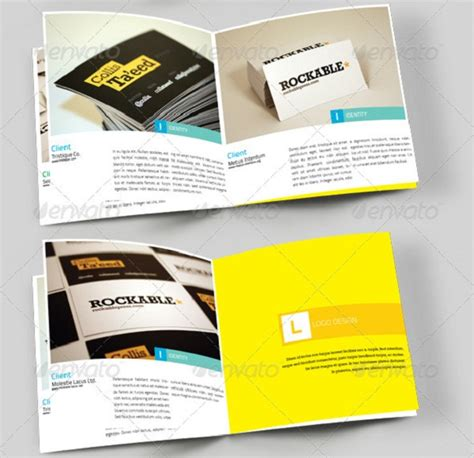 Best Brochure Template 10 Best Brochure Templates For Designers Pixel77