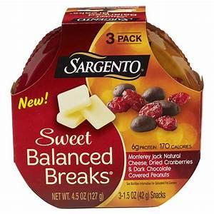 Sargento® Sweet Balanced Breaks® Monterey Jack Natural