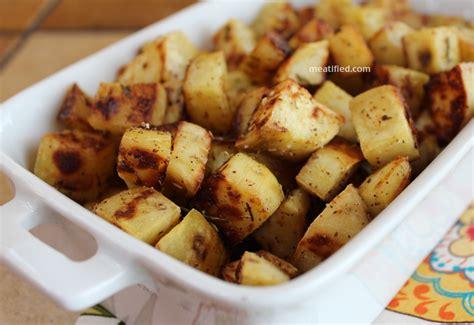 white potato recipes potato free breakfast potatoes meatified