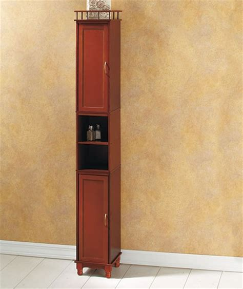 slim storage cabinet new 65 quot slim storage cabinet kitchen laundry pantry