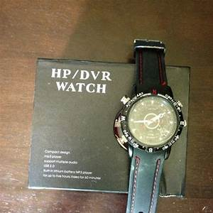 Free  Hp  Dvr Watch   Manual Guide-usb Cord