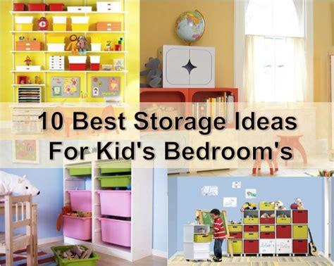 Best Storage Ideas For Kid's Bedroom's-find Fun Art