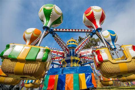 Fiesta Balloon Amusement Ride Hire Perth, WA | Carnival ...