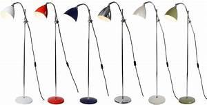 Stehlampe Brauner Schirm : lese stehlampe mit verstellbarem ausleger task casa lumi ~ Markanthonyermac.com Haus und Dekorationen