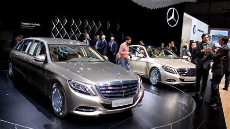 2015 (full Year) German Luxury Car Sales Worldwide & China