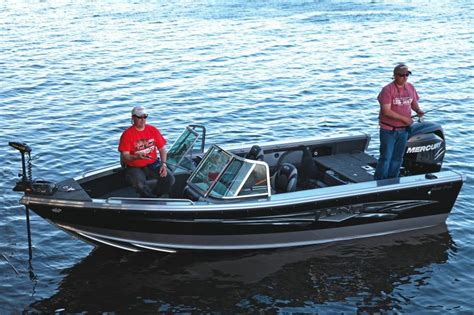 Freshwater Fishing Boats For Sale by 2016 New Lund 1900 Tyee Freshwater Fishing Boat For Sale