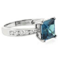 alexandrite engagement rings alexandrite engagement sterling silver ring silverbestbuy