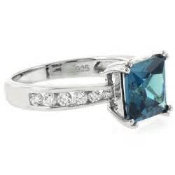 alexandrite engagement ring alexandrite engagement sterling silver ring silverbestbuy