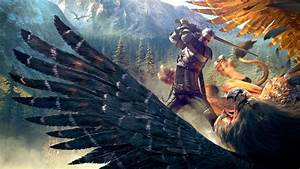 The Witcher 3 Wild Hunt Gameplay Wallpapers