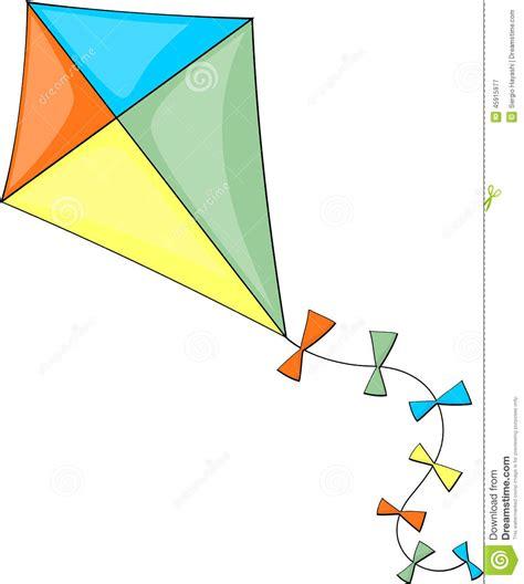 Kite Stock Vector  Image 45915977