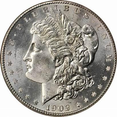 1902 Dollar Value Silver Morgan Coins Rare