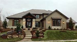Very Comfortable American Style House Plans — HOUSE STYLE ...