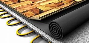 parquet compatible chauffage au sol With chauffage au sol et parquet