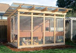 Garden Loft Building Plans (up to 16+ chickens) from My