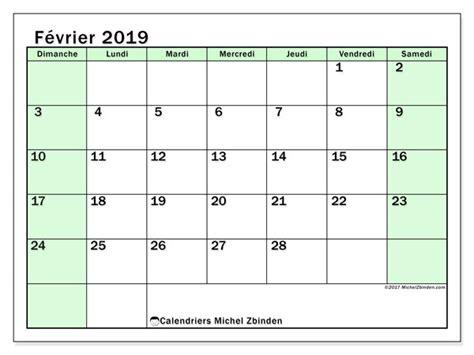 calendrier fevrier ds michel zbinden fr