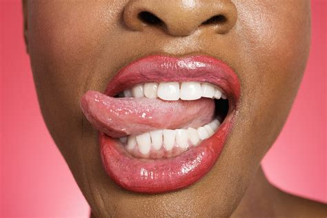 Image Gallery Tongue Infections