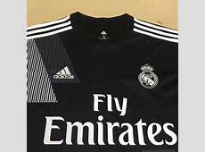 Real Madrid 201819 First Edition Soccer Jersey