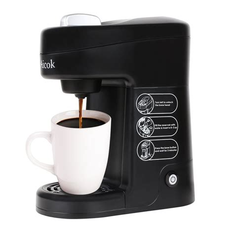 4.4 out of 5 stars, based on 8057 reviews 8057 ratings current price $35.00 $ 35. The 8 Best Single Serve Coffee Makers With The Highest Amazon Reviews