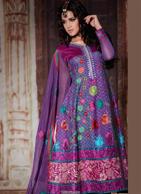 indian embroidery traditional salwar kameez  frocks