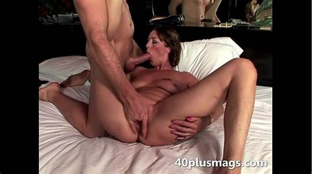 #Milf #Gets #Student #To #Fuck #Her