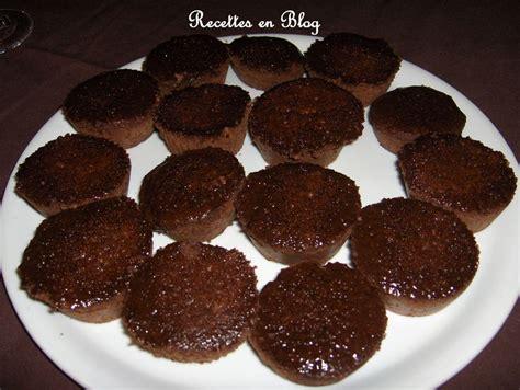 recette de dessert individuel gateau individuel au chocolat