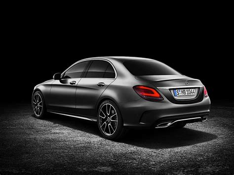 Available in sedan, coupe, and convertible body styles, the. MERCEDES BENZ C-Class (W205) specs & photos - 2018, 2019 ...
