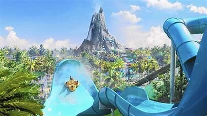 Volcano Bay Universal Orlando Park Theme Water