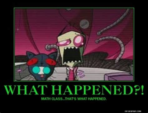 Invader Zim Memes - gir from invader zim quotes quotesgram