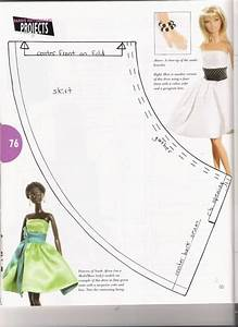 Barbie Doll Clothes Patterns Free - WoodWorking Projects