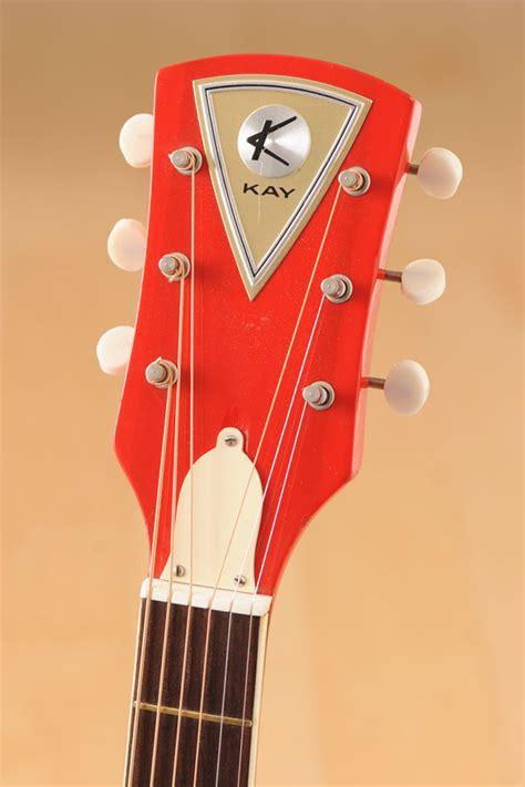 kay    acoustic guitar vintage guitars