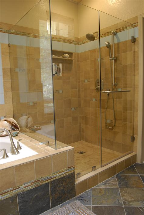 Bathroom Design With Tub And Shower  Home Decoration Live