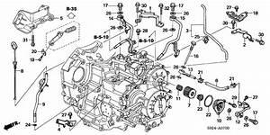 2006 Honda Element Fuel Filter Location