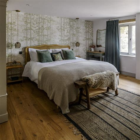 green bedroom decorating ideas   mellow space