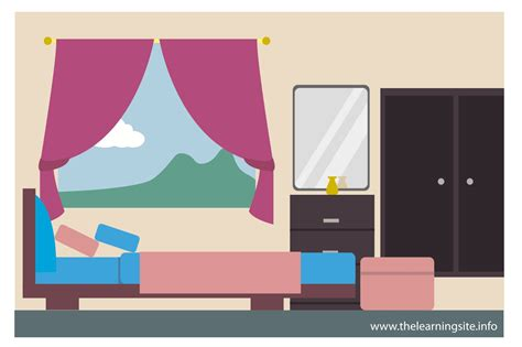 Download bedroom clipart  ClipartMonk  Free Clip Art Images