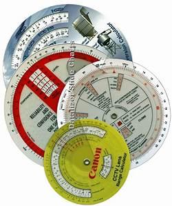 Circular Slide Rule Calculators Wheel Chart Calculators