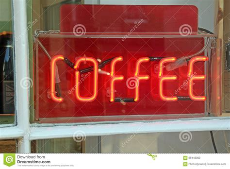 Find the perfect coffee shop neon stock vector image. Neon coffee shop sign stock photo. Image of industry - 68445000