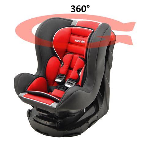 siege auto 360 siège auto revo 360 carmin groupe 0 1 de nania sur