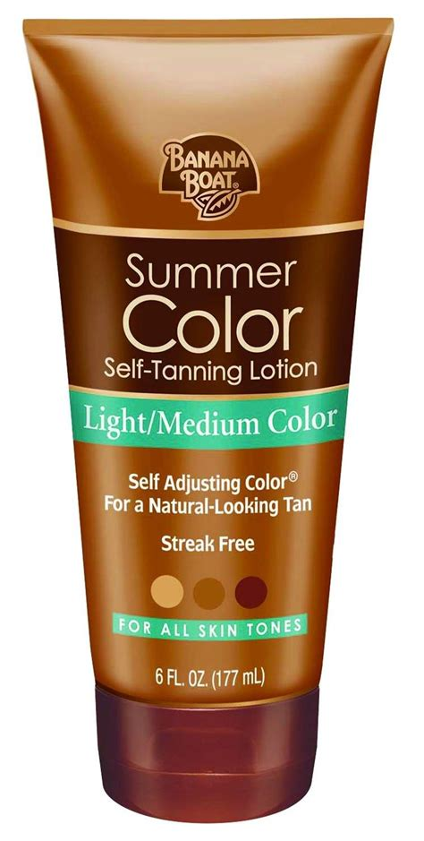 Banana Boat Summer Color Self Tanning Mist by Banana Boat Summer Color Self Tanning Mist 5