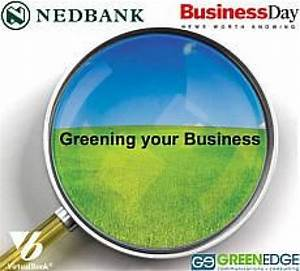 Come green your business with nedbank the green times for Nedbank business plan template