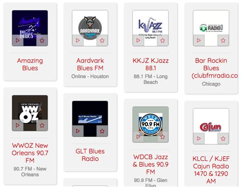 Best Blues Radio Station The 10 Best Blues Radio Stations