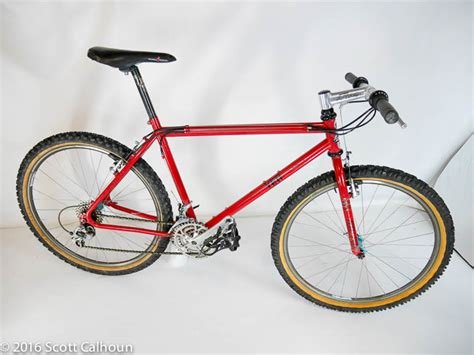 Fs Early Yeti Steel Mountain Bike  The Beautiful Bicycle